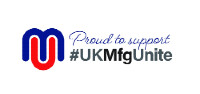 Logo for UK MFG Unite
